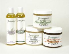 Soothing Touch Massage Products