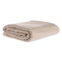 Cotton Jersey Flat Sheet.Made In USA