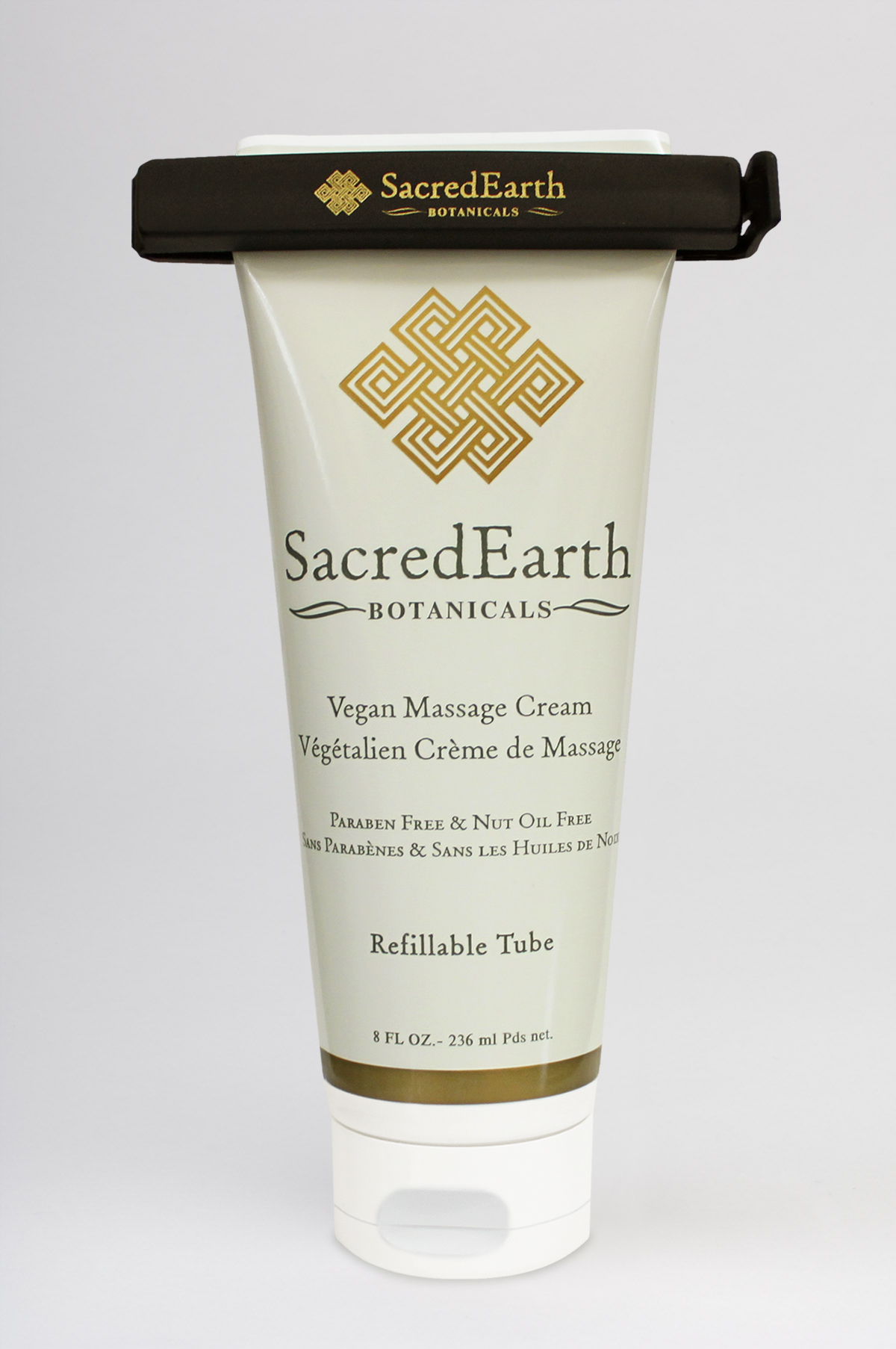 Sacred Earth's unscented mas